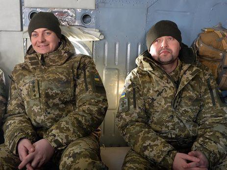 Марцоня и Дзюбака 2 марта вернули из РФ в Украину
