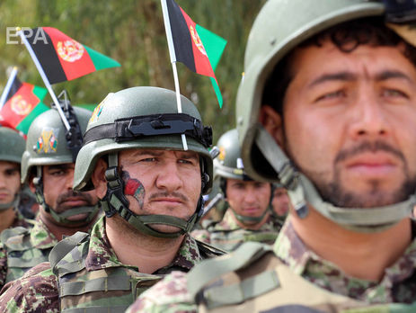 Афганская армия постоянно подвергается атакам талибов