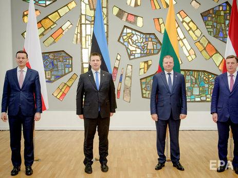 Премьер Польши: «Северный поток-2»— опасный для Европы проект