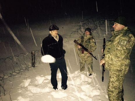 Сумбат Тбилисский пытался перейти российско-украинскую границу