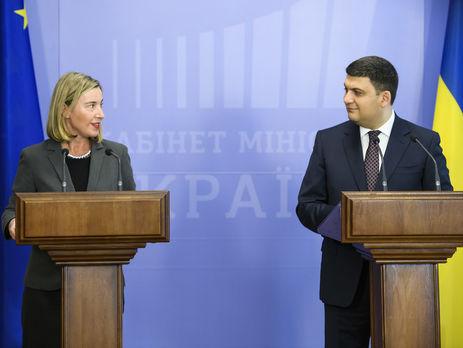 Могеріні: ВОБСЄ повинен бути повний доступ докордону України зРосією