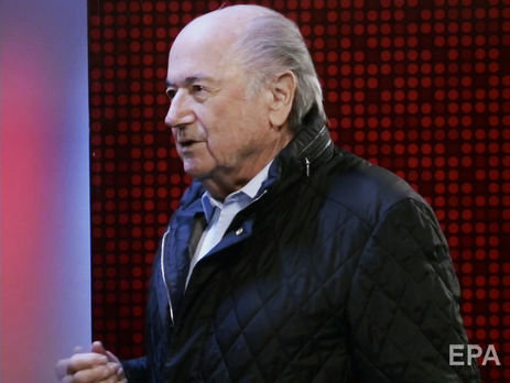 Блаттер напомнил, что только ФИФА может принять решение о переносе или отмене турнира