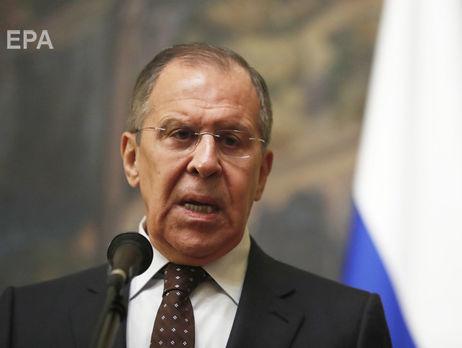 Лавров сказав, що РФ не причетна до отруєння Скрипаля