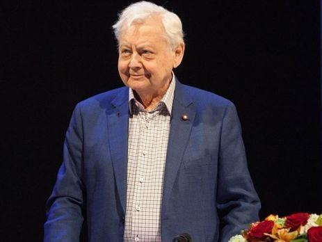О смерти Табакова стало известно 12 марта