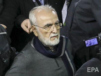 Российский бизнесмен извинился за свое поведение во время матча футбольного чемпионата Греции