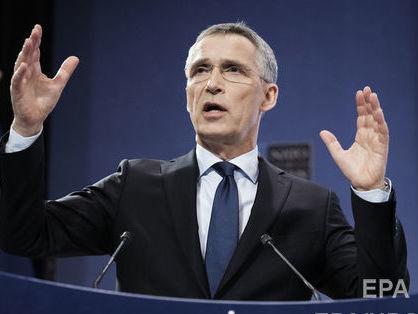 Столтенберг: Альянс перебуває у контакті з британським керівництвом з цього питання
