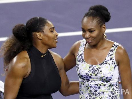 Тенісистка Вінус Вільямс обіграла свою сестру Серену вперше за 10 років