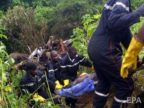 38 людей загинули при падінні автобуса в Ефіопії