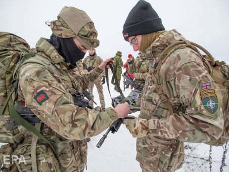 У НАТО побоюються, що Росія може швидко перекинути значні наземні сили у разі конфлікту