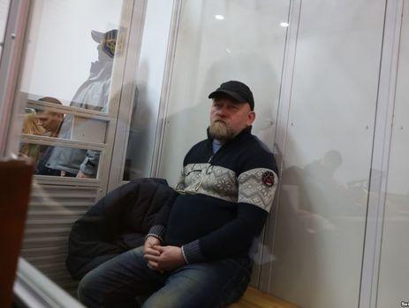 9 марта Рубана арестовали на 60 суток без права выхода под залог
