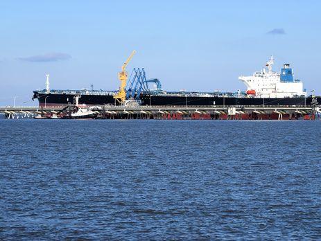 Заарештоване судно перебуває на якірній стоянці в Бонні на південному сході Нігерії