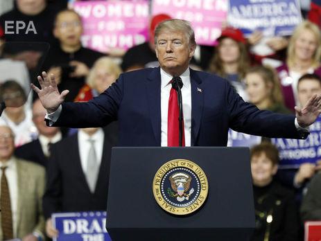 Трамп: У Америки есть армия, флот, будут и Космические силы