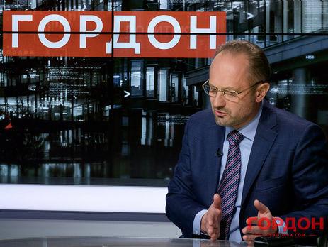 Безсмертный: В этой ситуации я больше всего жалею об отсутствии мудрой внешней политики Украины