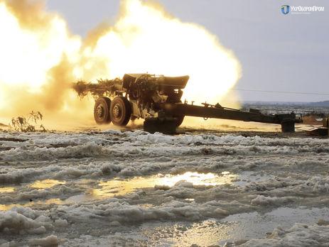"""В """"Укроборонпромі"""" показали стрільбу з """"Гіацинта"""""""