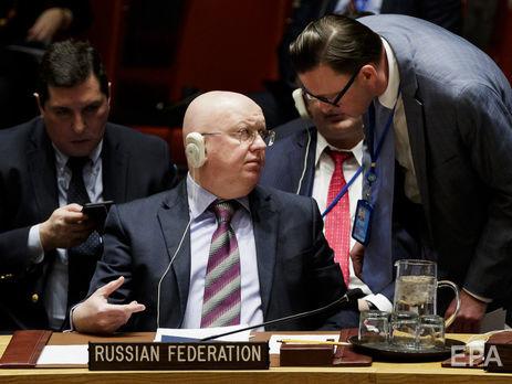 Постпред РФ в Радбезі ООН про отруєння Скрипаля: Ультиматуми Лондона ми вважаємо нікчемними