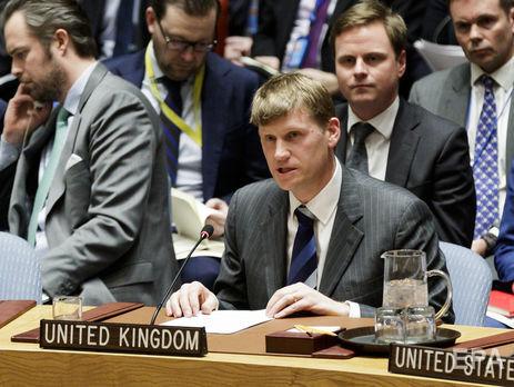 Представитель Британии в ООН: Тактика РФ – затягивать, отвлекать внимание, как в деле Литвиненко. Мы не повторим ошибки