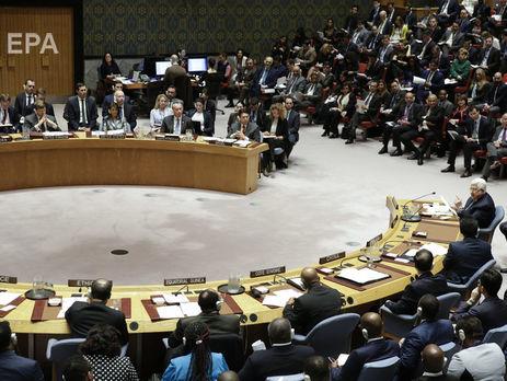 Совбез ООН 15 марта обсудит ситуацию в Крыму накануне выборов президента РФ