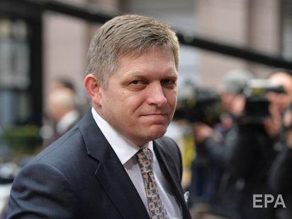 Прем'єр-міністр Словаччини з-за вбивства журналіста Куцяка подав прохання про відставку