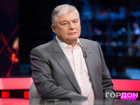 Червоненко: У меня нет цели вернуться. Я был на всех должностях