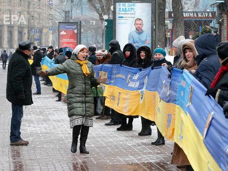 Практически треть населения хотелибы покинуть Украинское государство — Опрос