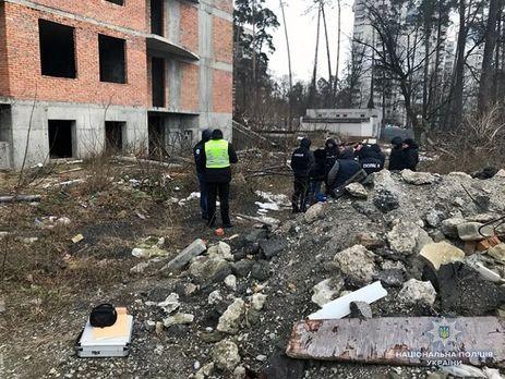 ВКиеве около недостроя отыскали тело девушки-подростка