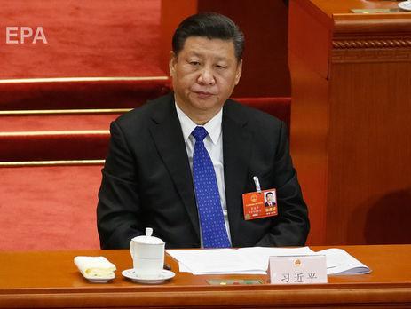 Сі Цзіньпіна переобрали на Всекитайських зборах народних представників