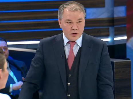 Леонид Калашников: Наконец-то наши русские оттуда потихонечку должны ехать сюда от страха