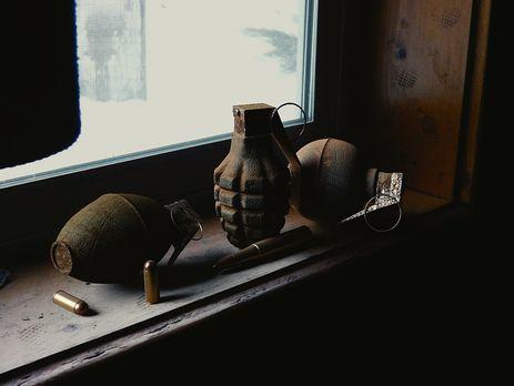 НаДонбассе насобственной гранате подорвались 5 боевиков