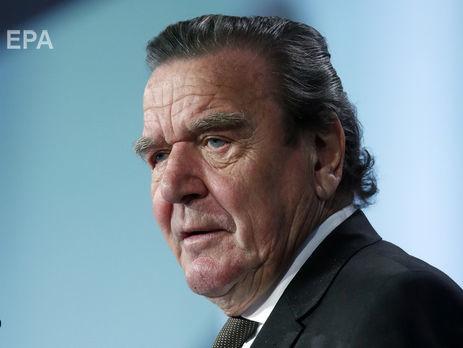 Клімкін закликав ЄС запровадити санкції проти екс-канцлера ФРН
