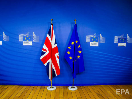 Великобритания иЕС наследующей неделе договорятся опереходном периоде