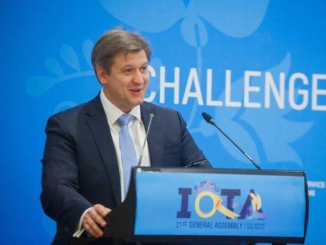 Украина может отказаться от новейшей программы сМВФ
