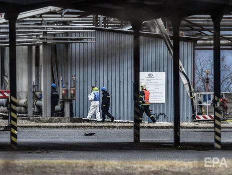 Вибух на хімічному заводі вЧехії вбив шістьох людей