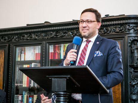 Цихоцкий Между Украиной и Польшей ведется широкое сотрудничество в сферах образования безопасности и исторической политики