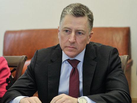 Волкер переконаний що завершення конфлікту залежить від бажання Росії припинити війну