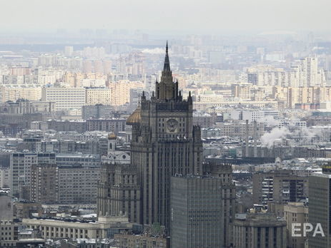 Североамериканским дипломатам дали месяц до30апреля для выезда изПетербурга