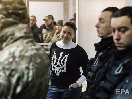 Суд відмовив Савченко уклопотанні про відвід прокурора Климовича