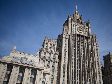 Росія розірвала угоду зУкраїною про постачання зброї і послуг військового призначення
