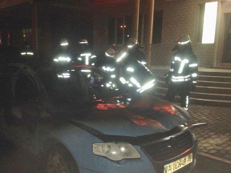 0d8c2935004a В полиции не исключают, что автомобиль Volkswagen, который горел в Киеве в  ночь на 2 апреля, могли поджечь. Пресс-секретарь полиции Киева Оксана  Блищик в ...