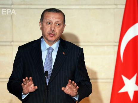 """Эрдоган: О жестокости израильской армии не нужно рассказывать, можно просто наблюдать """"что делает это террористическое государство, глядя на ситуацию в Газе и Иерусалиме"""""""
