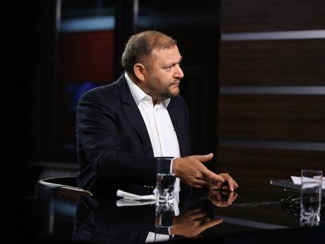 Добкін погодився свідчити усправі про держзраду Януковича