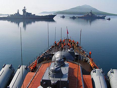 Черноморский флот готов обеспечить безопасность судоходства вАзовском море