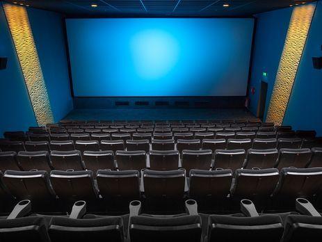 Первый кинотеатр откроют 18 апреля