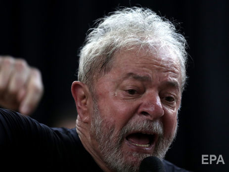 УБразилії видали ордер наарешт екс-президента Лули да Сілви