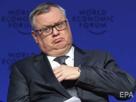 Костін про санкції: Це дуже сумно