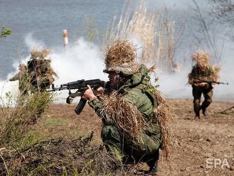 Напередодні Великодня семеро бойовиків здалися українській поліції