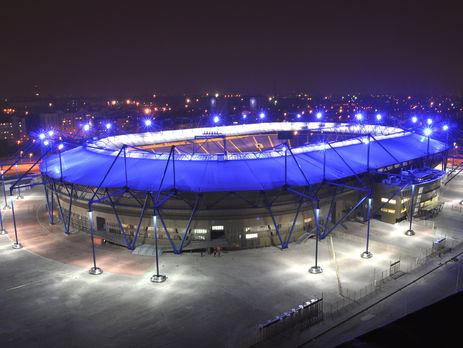 Стадіон «Металіст» від мільярдера-утікача Сергія Курченка передали Харківській ОДА
