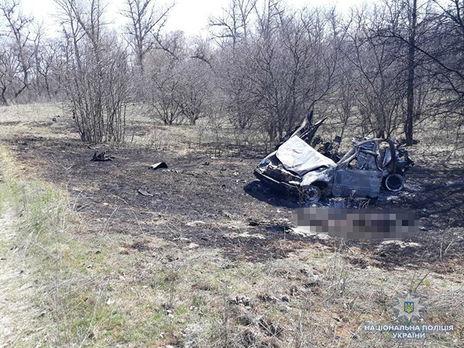 НаЛуганщине пропавших граждан села отыскали погибшими отвзрыва мины