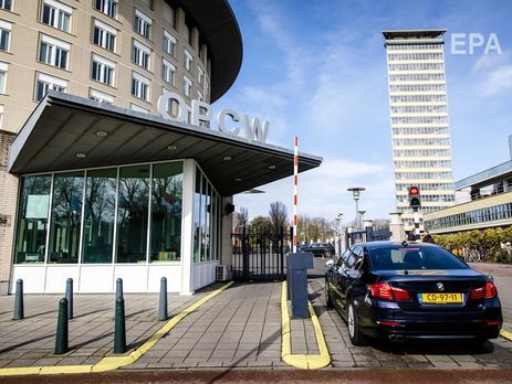 12 апреля ОЗХО подтвердила выводы Британии о нервном агенте, которым отравили Скрипаля