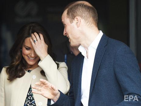 Принц Уильям случайно обнародовал пол ихсКейт Миддлтон 3-го ребенка
