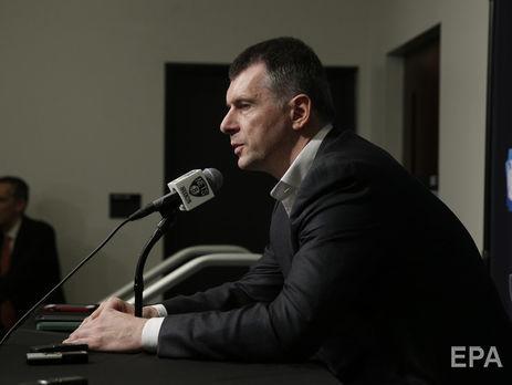 Михаил Прохоров реализовал 49 процентов акций клуба НБА «Бруклин Нетс»